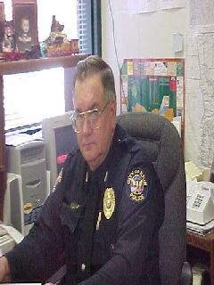 Police Chief Lowell T. Parchman
