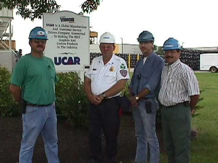 Fire Department at UCAR